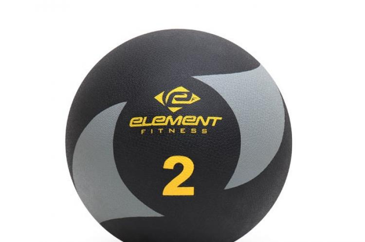 Element Fitness Commercial 2lbs Medicine Ball