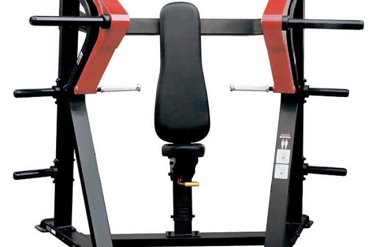 Element IRON Chest Press Plate Loaded