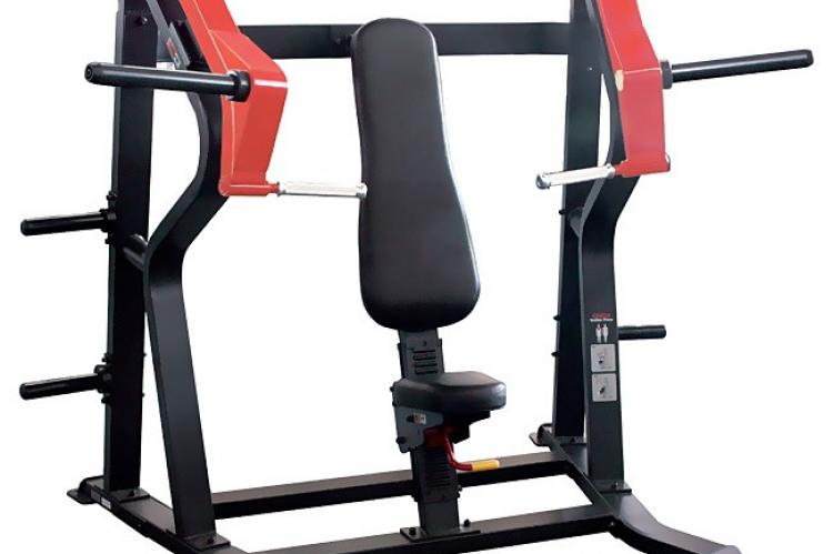 Element IRON Incline Chest Press Plate Loaded