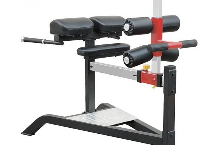 Element IRON Glute Ham Bench