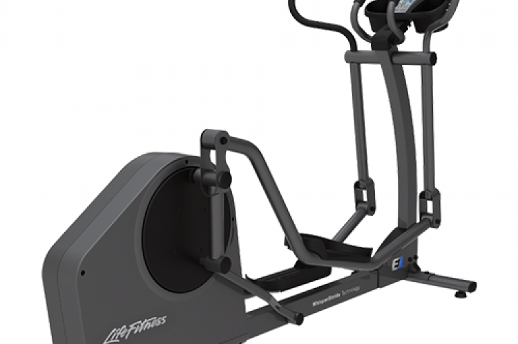 LifeFitness E1 Elliptical with GO Console
