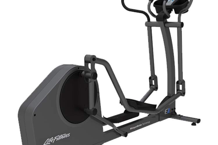 LifeFitness E1 Elliptical Cross-Trainer with Track-Plus Console