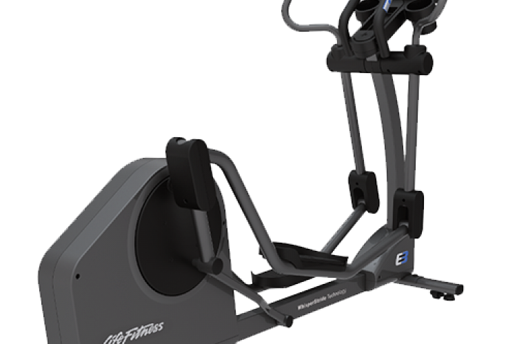 LifeFitness E3 Elliptical Cross-Trainer With GO Console