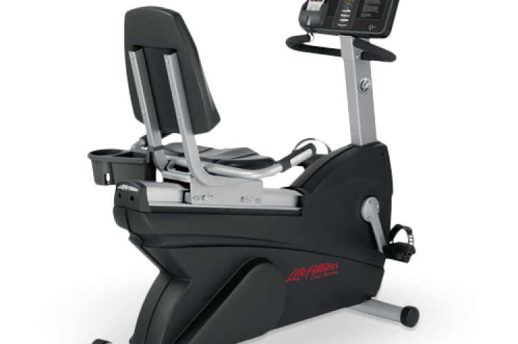 Life Fitness Club Series Recumbent Lifecycle