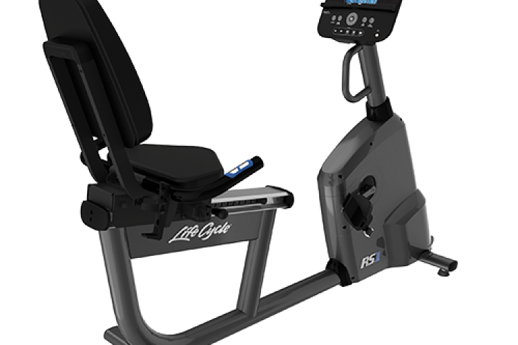 Life Fitness RS1 Recumbent Exercise Bike