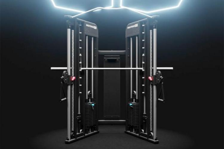 Element Fitness Neutron FTS Smith showcase view with addditonal lighting