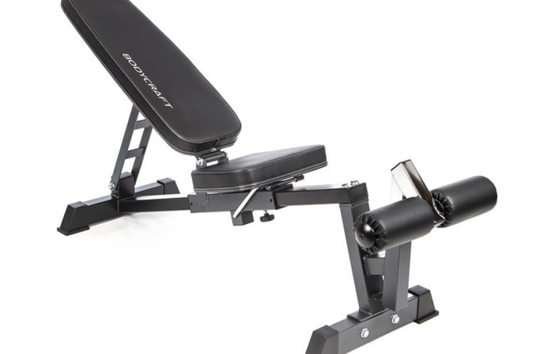 Bodycraft F320 Bench front side view