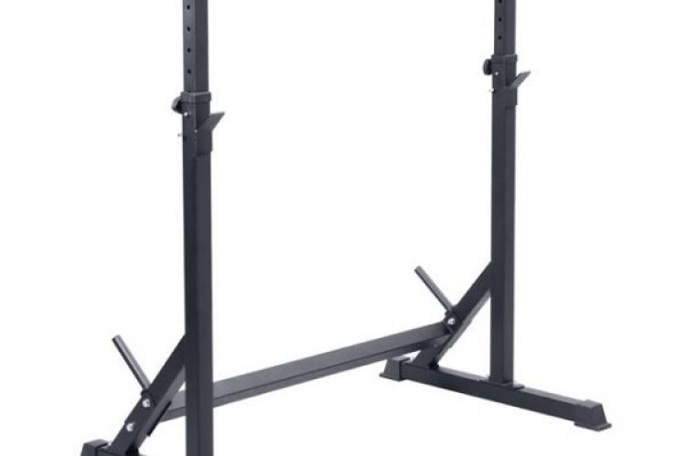FIT505 SAFETY SQUAT RACK base view