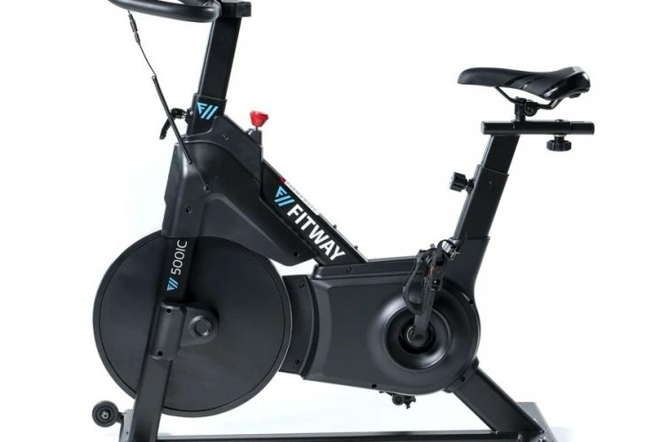 Fitway 500IC Indoor cycle side view