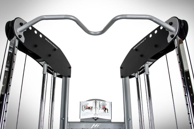 HFT Functional Trainer Chin Up Bar