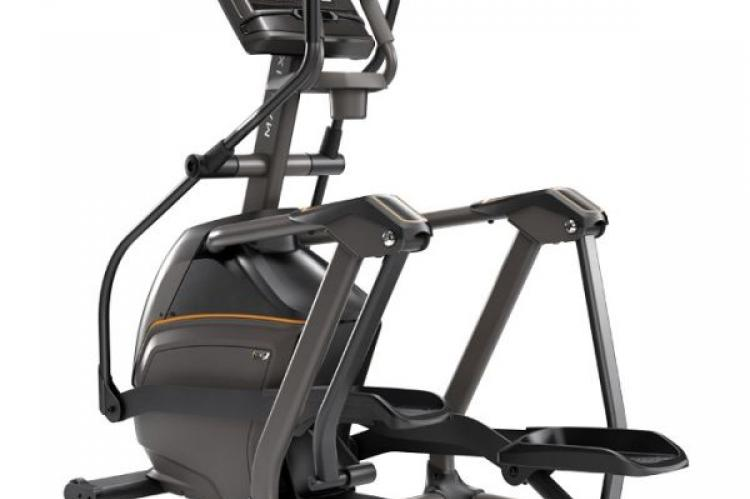 Matrix E30 Elliptical with XER Console back view