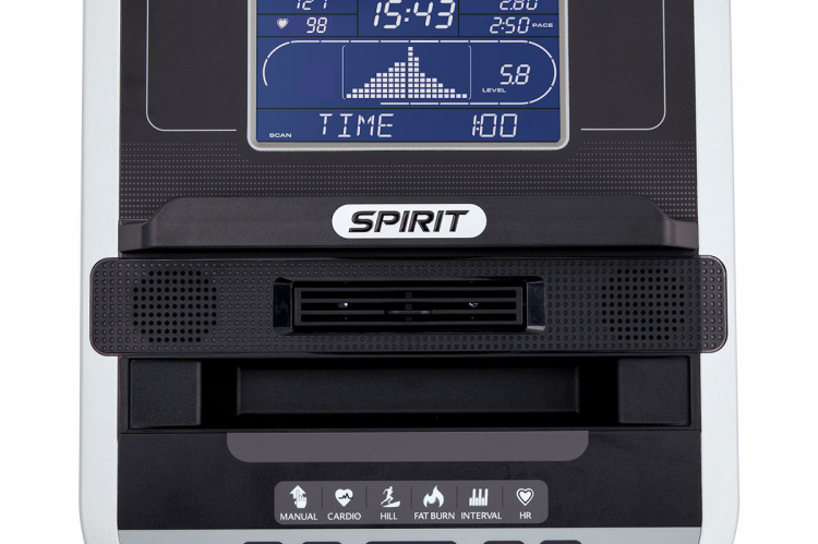 Sprint Fitness - XBR25 Recumbent Bike Monitor