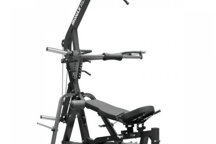 IRONAX XLS Leverage Gym Front-side view