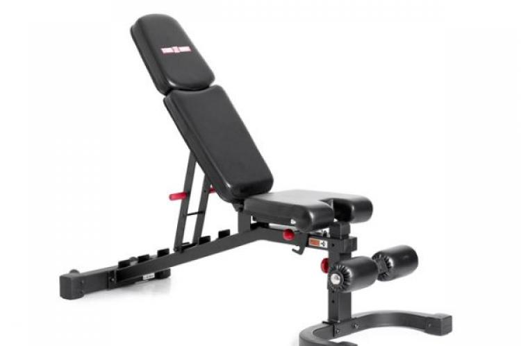 Xtreme Monkey Adjustable FID Bench XM100 - Incline View