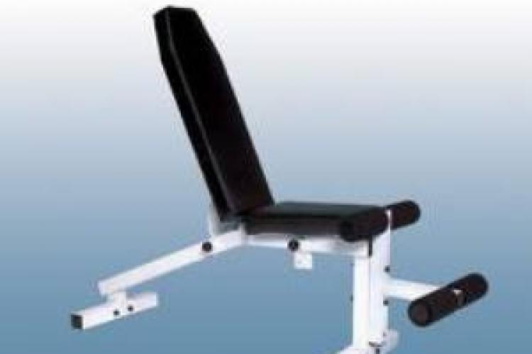 York Barbell 306 Inline-To-Decline Bench