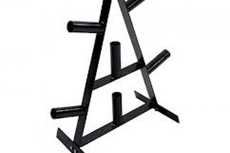 York Olympic A-Frame Plate Stand