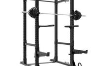 XM Omega Rack Combo with bar and weights